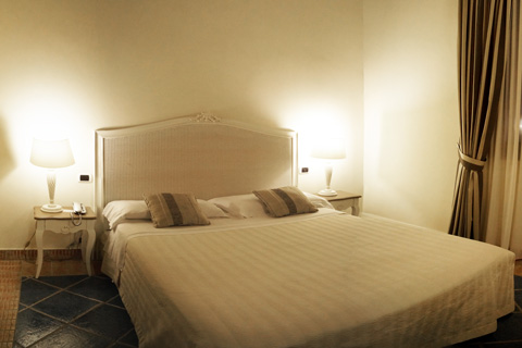 Hotel - Camera da letto